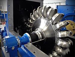 گزارش آزمایشگاه مکانیک سیالات (آزمایش توربین پلتون)