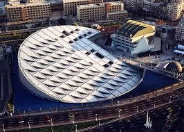 پاورپوینت بررسی معماری کتابخانه اسکندریه مصر